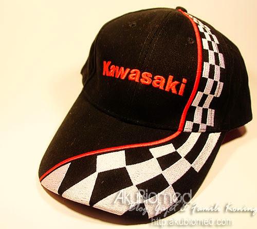 kawasaki cap