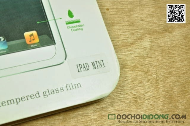 Miếng dán màn hình Ipad Mini cường lực