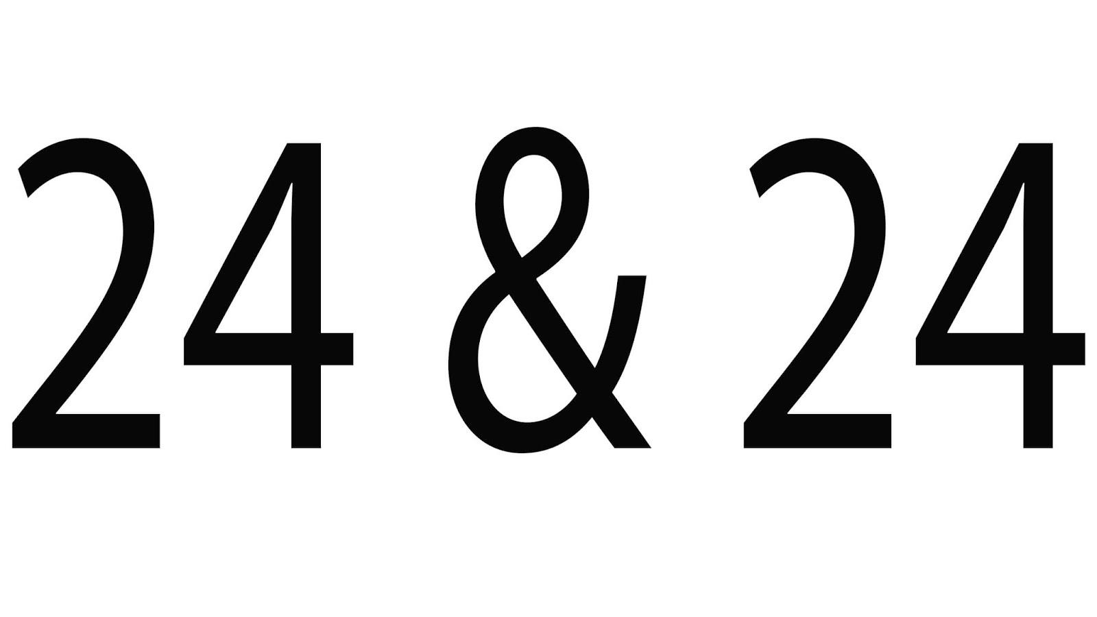 HAI TƯ VÀ HAI TƯ ( 24 & 24 )