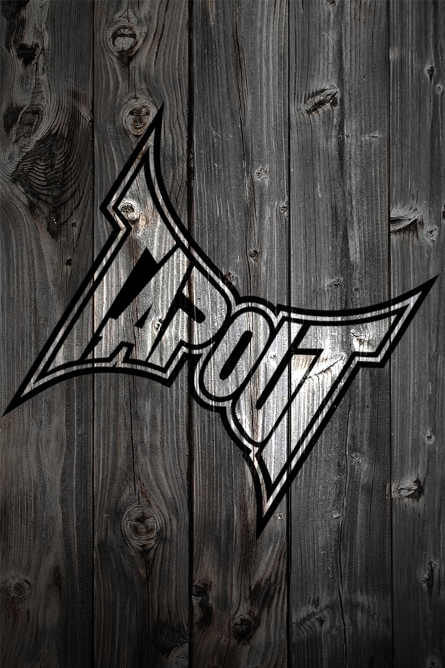 Gray Tapout Logo Wallpapers