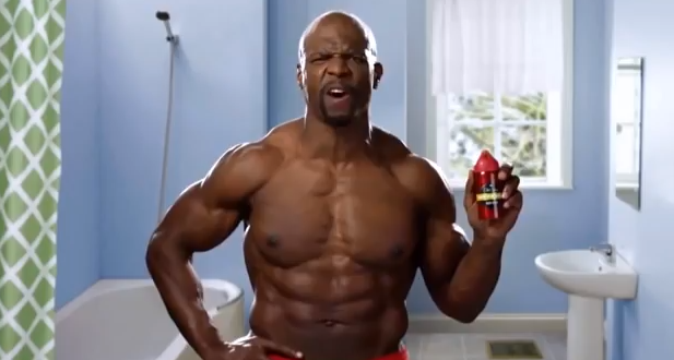 'The Power of Music' — All The Old Spice & Terry Crews Ads Remixed Into One Awesome Mash-Up Video