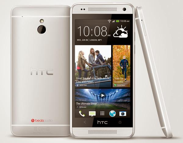 HTC One Mini ra mắt với giá gần 600 USD 2
