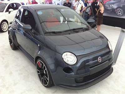 Fiat 500 GT by Mopar
