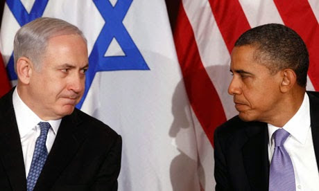Netanyahu means no disrespect to Obama