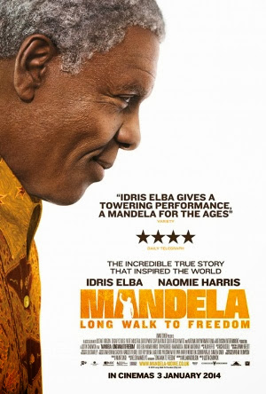 Filme Poster Mandela: Long Walk to Freedom DVDSCR XviD & RMVB Legendado