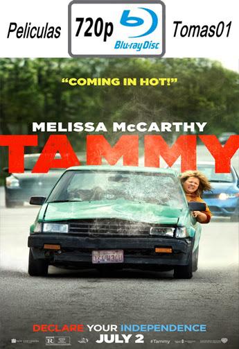 Tammy: Fuera de control (2014) BRRip 720p