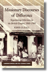 [Cleall: Missionary Discourses of Difference]