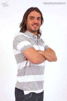 Participantes de Gran Hermano 2012 - Juan Manuel Prieto