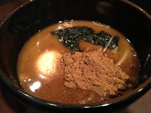 つけ麺 銀風
