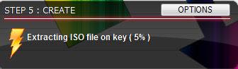 install linux ubuntu via flashdisk