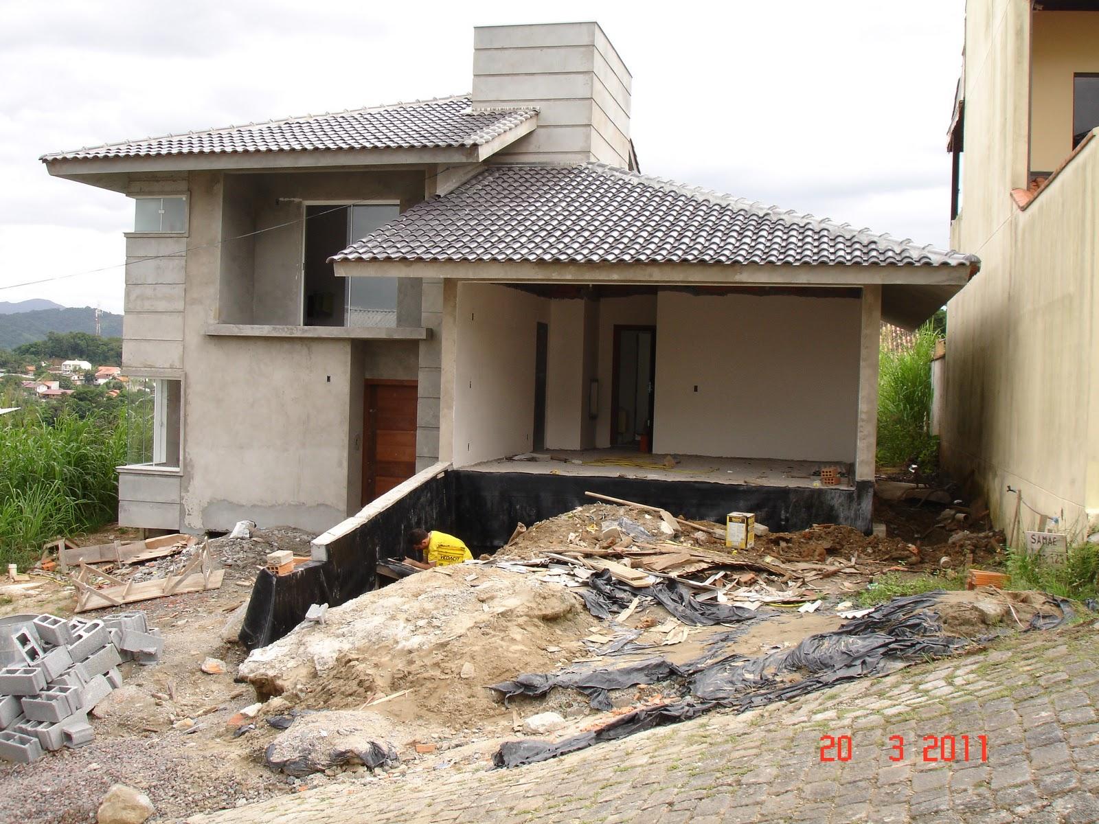 Nossa Casa no Site Construção da fundação ao acabamento: Março  #A35828 1600 1200