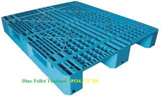 Pallet nhựa 3 thanh 1000 x 1200