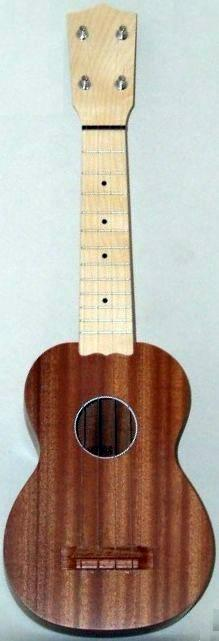 Bruko type 5 Soprano at Lardy's Ukulele Database