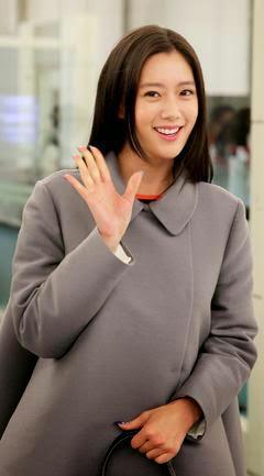 亞洲第一美女Clara Lee李成敏抵台