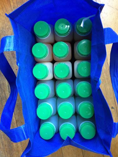 juice from JuiceBox Seattle