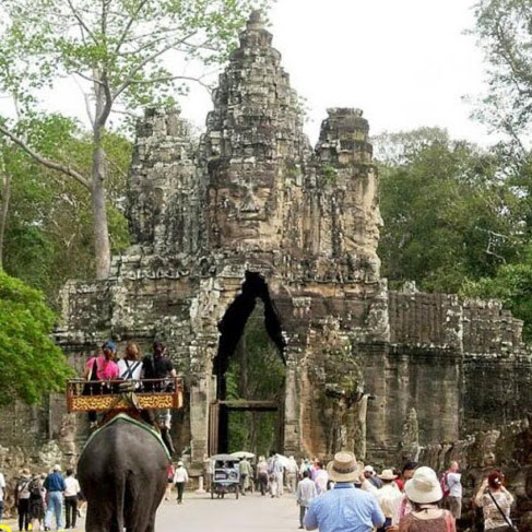Angkor Park Driver & Tour