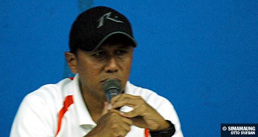 Rahmad Darmawan Persib Bandung