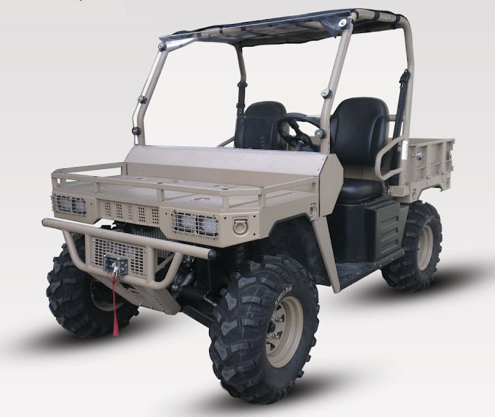 500cc Agmax Military Utility Vehicle UTV