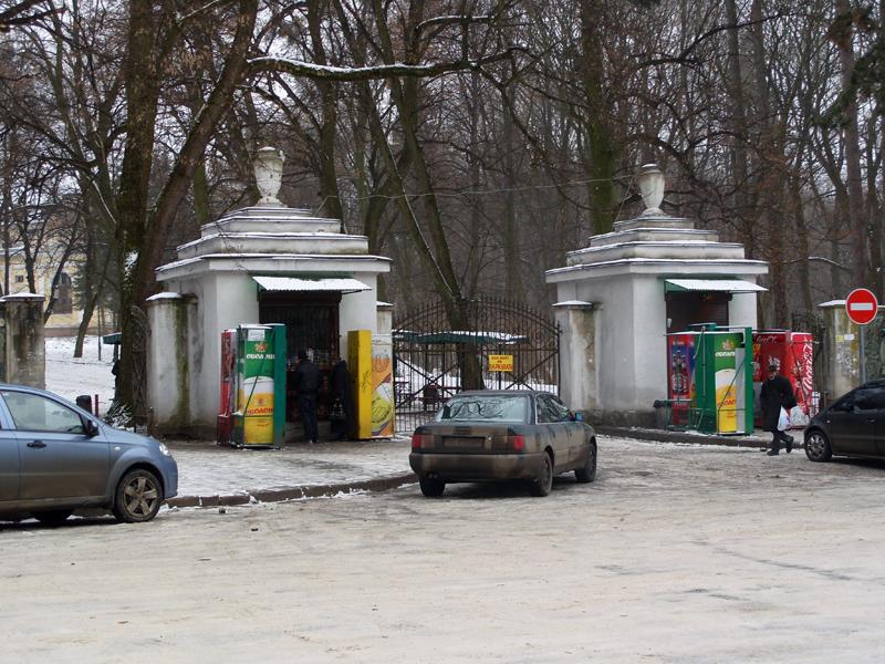 Львов. Улица Уласа Самчука