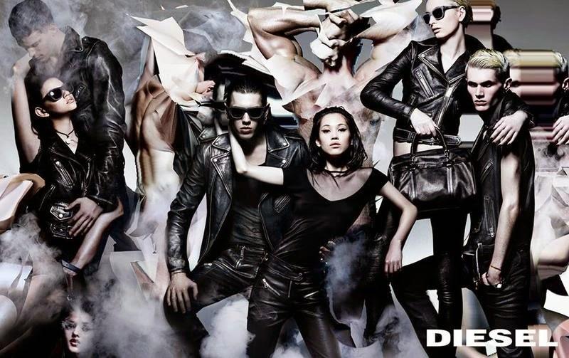 Diesel, campaña Prefall 2014