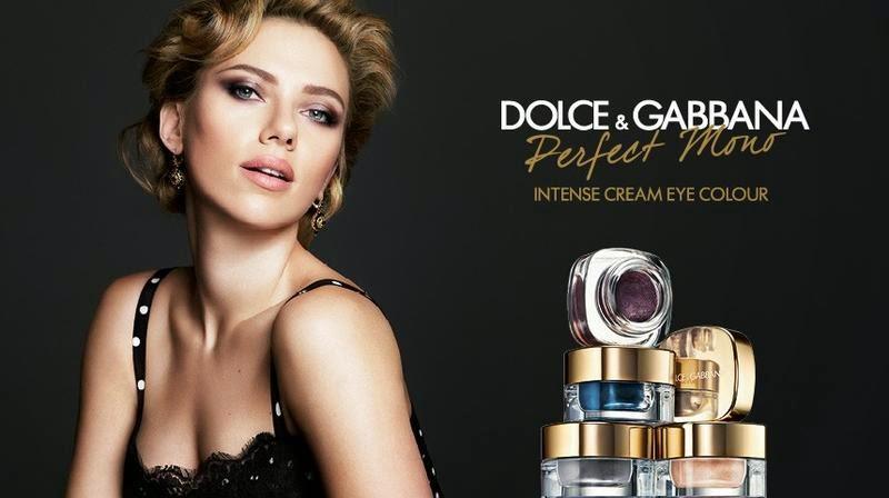 Dolce & Gabbana Makeup fall 2014:  Scarlett Johansson