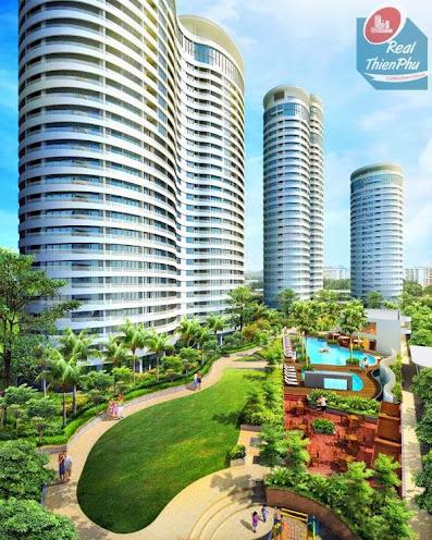 0939506439 Cho thue can ho City Garden 3 phong ngu 141m2 1900 U