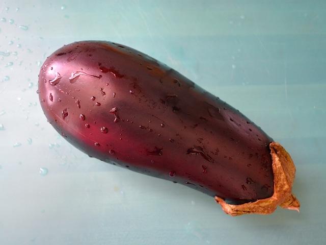 whole eggplant