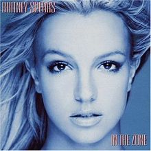Britney Spears In The Zone