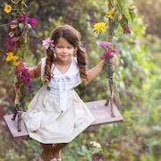 Фото голоой маленькой девочки 3 фотография