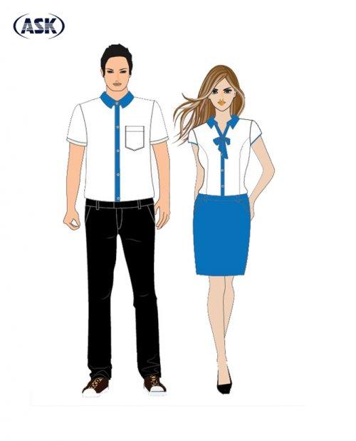 Trang phục Quản lý - Tiếp tân #15