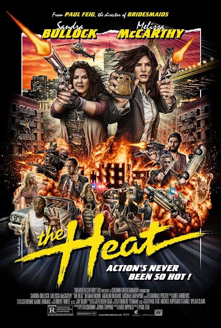 The Heat Mondo Poster