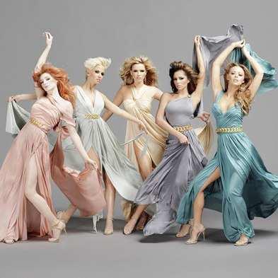 Girls Aloud - Something New Lyrics - 10-16-2012