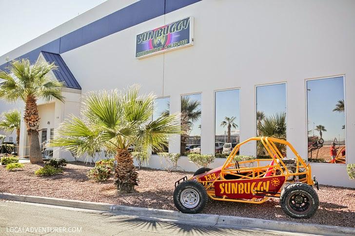 dune buggy rentals las vegas nv
