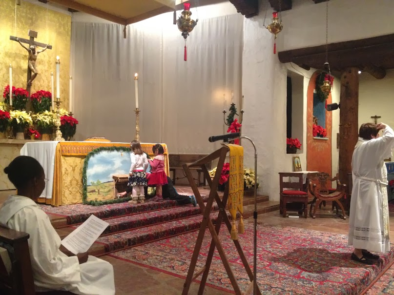 Christmas Eve Children's Mass