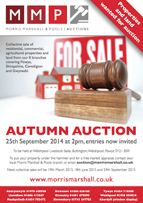 MMP Auctions in Mid Wales and Shropshire