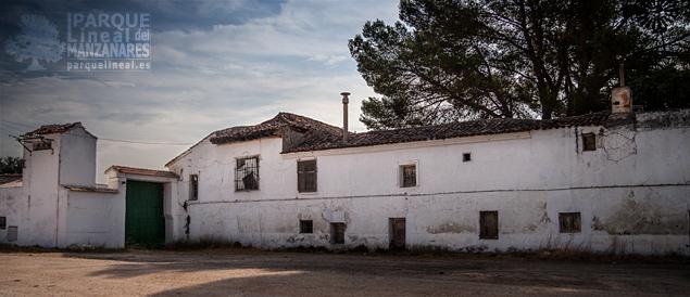 Panorámica de la casa de Gózquez de Abajo