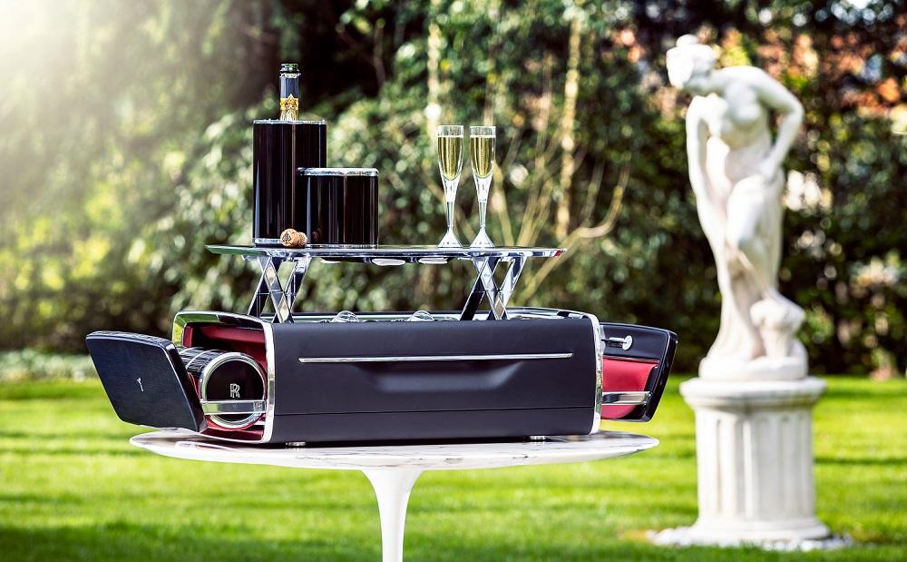 Rương sâm-panh Rolls-Royce