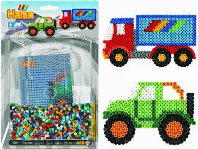 Bộ đồ chơi Xếp hình Xe tải Large Vehicles là một món quà bổ ích và lý thú