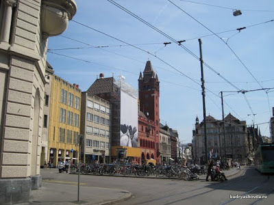 Старый город Базель