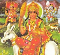 Shitala Hindu Goddess Of Disease Image