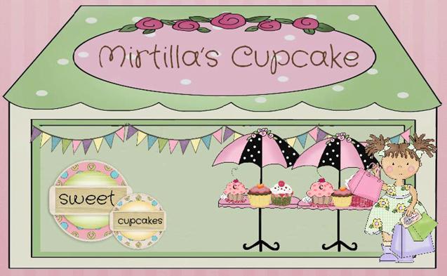 I cupcakes di Mirtilla