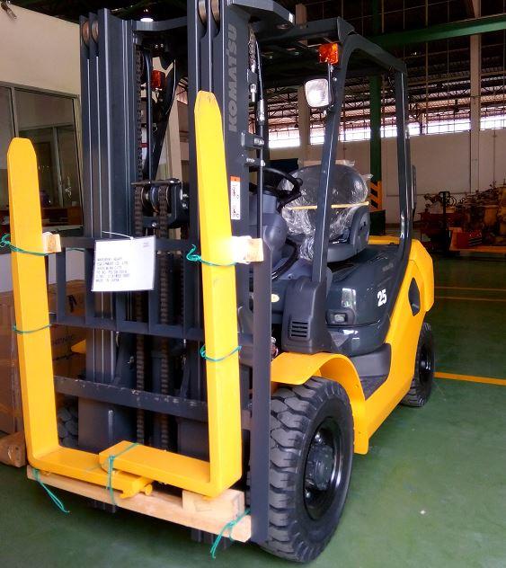 Xe nâng Komatsu 2.5 tấn Nhật Bản