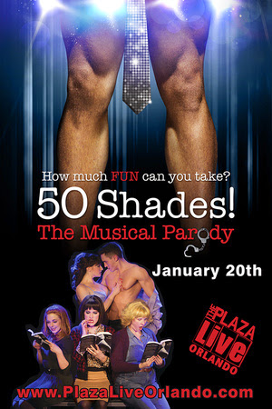 50 Shades! The Musical Parody Comes to Orlando