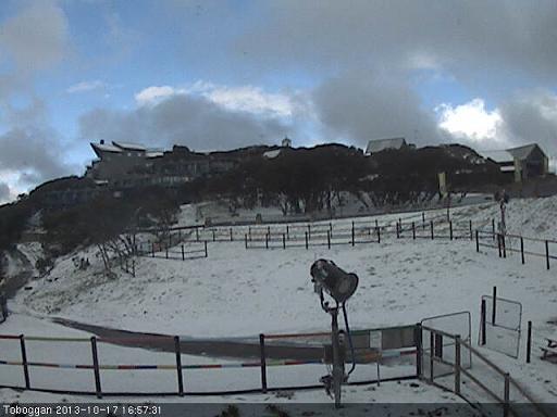 snow _ web cams Australian ski field