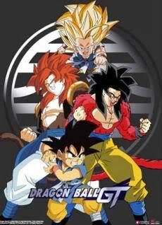Bảy Viên Ngọc Rồng Phần 3 - Dragon Ball GT