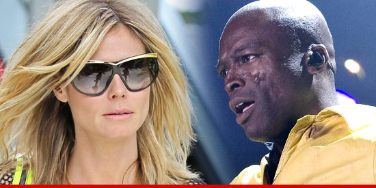 Heidi Klum Issued Files for Divorce