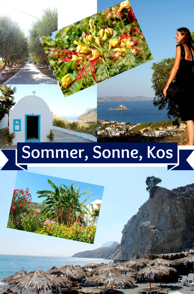 Reisen: Sommer, Sonne, Kos (Griechenland)