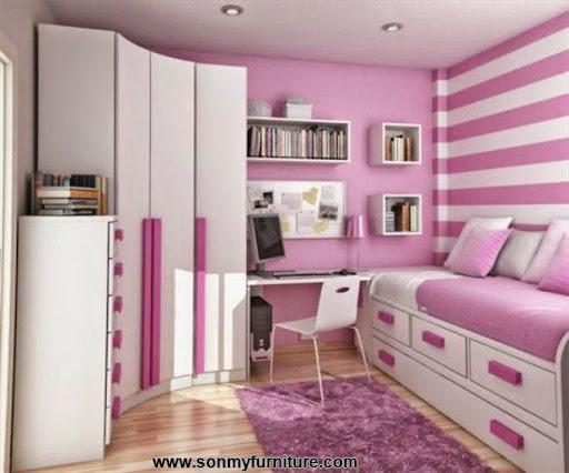 Thiết kế nội thất phòng ngủ cho nhà chật_CONG TY NOI THAT-6