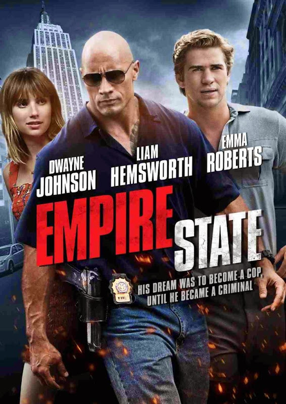 Poster Of Empire State (2013) Full Movie Hindi Dubbed Free Download Watch Online At Alldownloads4u.Com