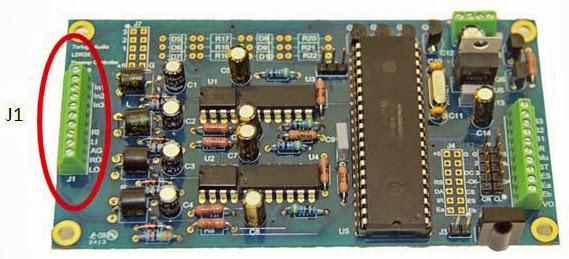 Contrôle de volume haut de gamme de Tortuga Audio LDR3x J1